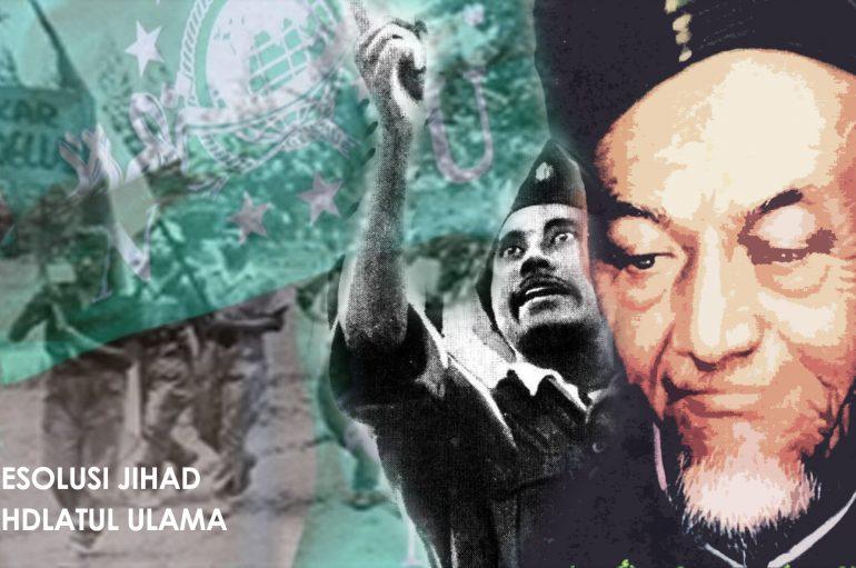 Resolusi Jihad NU Masih Berlaku sampai Sekarang